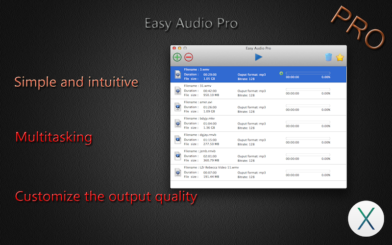 easy audio pro-1 copy