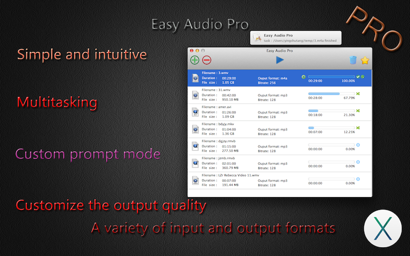 easy audio pro-4 copy